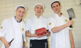 Voorronde Young Butchers' Competition 19 september