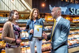 Agrofoodpluim provincie Noord-Brabant voor plofkipvrij Jumbo