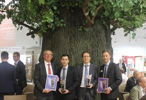 GEA en Red Arrow winnen Fleischerei Technik Award