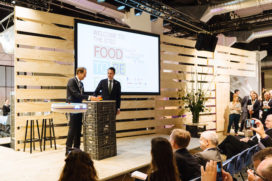 Food to Be Expo in Eindhoven toont toekomst van voedsel