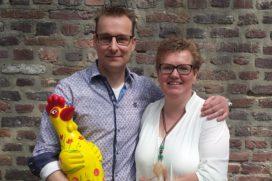 Van den Beuken genomineerd voor de Ondernemersprijs Peel en Maas