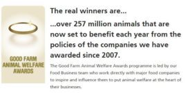 Jumbo krijgt dierenwelzijnsprijs voor kip