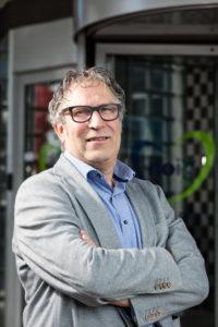 Wiljo Kuenen is verantwoordelijk voor de formule De Groene Weg binnen Vion Food Group.