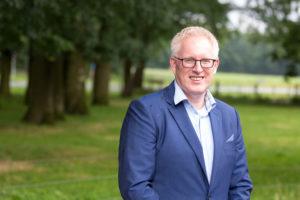 Allard Bakker, manager van Vion Farming en eindverantwoordelijk voor De Groene Weg