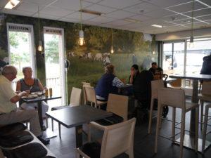 Bij Broodjes Lunch staat een Veluwse sfeer centraal.