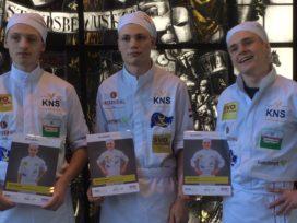 'Young Butchers gaan winnen in Oostenrijk'