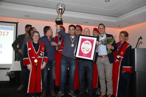 Slagerij Keulen uit Nut is Nederlands Kampioen