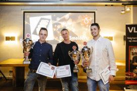 Dirk Smolders: 'Het winnen van de Jong Talent-prijs heeft mij veel contacten opgeleverd'