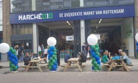 Versmarkt Marché 010 gestart in Rotterdam