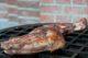 Groot vlees op de barbecue blijft in trek