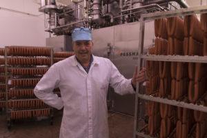 Bert Koetsier van Koetsier Vleeswaren