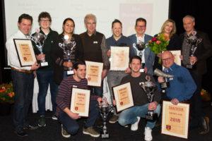 De Regiokampioenen Traiteur van het jaar 2018