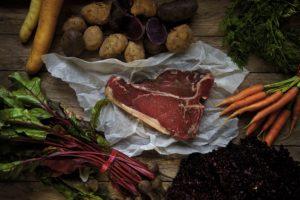 Buffelvlees is bij de meeste slagers nog niet verkrijgbaar. Foto: De Stoerderij