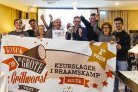 Finalisten lustrumeditie Grote Grillworsttest bekend