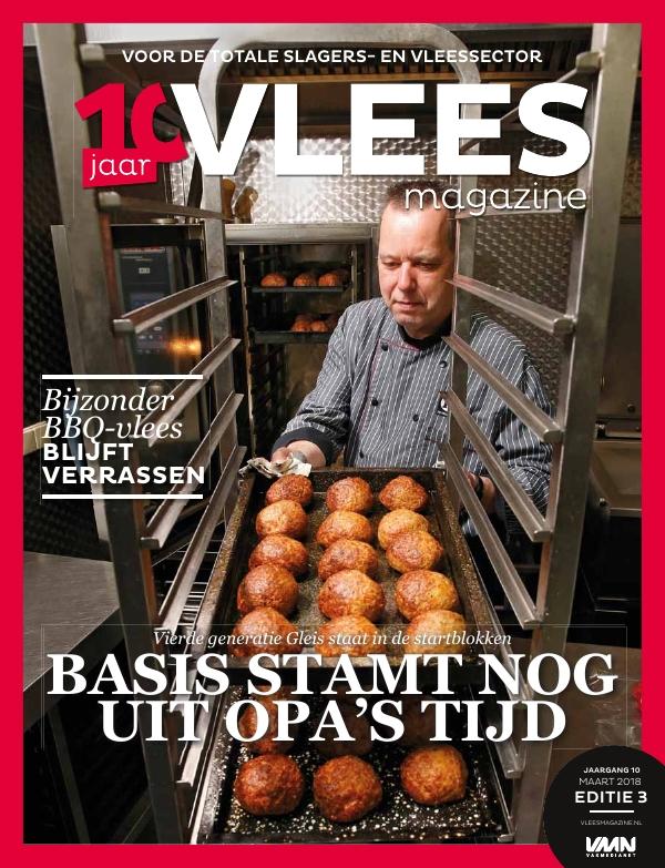 Vleesmagazine nummer 3 2018