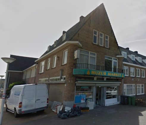 Slagerij Huzur Market in Eindhoven. Foto: Google Streetview