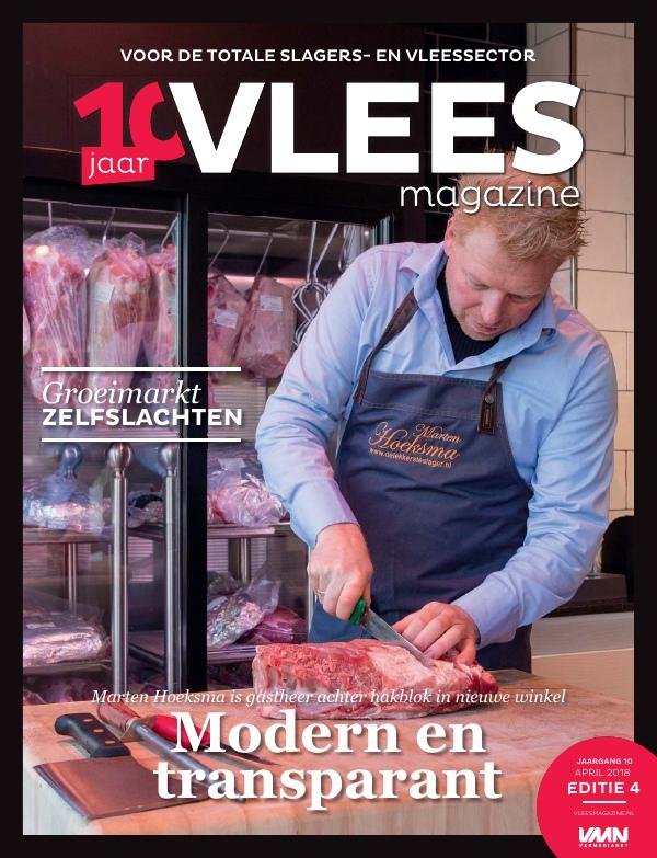 Vleesmagazine nummer 4 2018