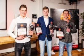 Julian Horst winnaar Jong Talentprijs Gouden Slagersring