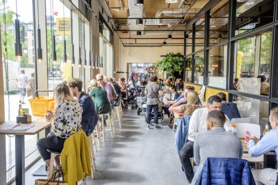 Utrecht Leidsche Rijn Opening Jumbo FoodMarket Leidsche Rijn