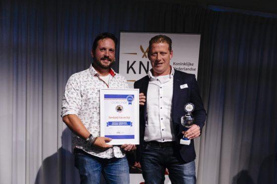 Keurslagerij Koen van Vugt krijgt eveneens een eervolle vermelding.