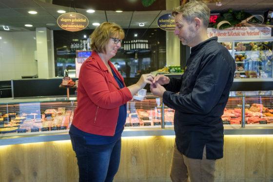 (C) Roel Dijkstra Fotografie / Foto : Fred Libochant  Vlaardingen / Arno Wapenaar, van de gelijknamige slagerij, is de winnaar van de Gouden Slagersring.