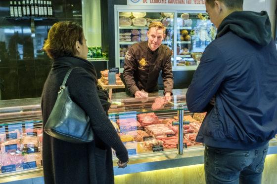 (C) Roel Dijkstra Fotografie / Foto : Fred LibochantVlaardingen / Arno Wapenaar, van de gelijknamige slagerij, is de winnaar van de Gouden Slagersring.