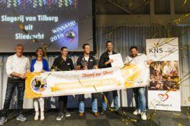 Winnaar Spareribs Trophy: 'Hollands graanvarken en de juiste melange'