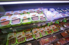 Supermarkten zetten meer om in vleesvervangers