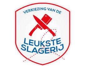 Meld u nu aan voor De leukste slagerij van Nederland verkiezing