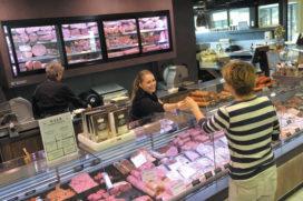 ABN AMRO: Slagers, bakkers en groenteboeren hebben het lastig