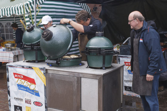 Foto's: World Barbecue Association