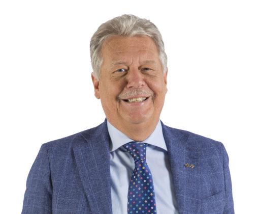 Dirk Dupont, voorzitter van Meat Expo: 'De slagerijsector doet het goed en kijkt vooruit.' Foto: Meat Expo/Kortrijk Xpo