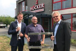 Vader en zoon promoten samen RVS in de Benelux