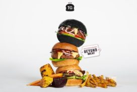 Kranenborg in zee met leverancier vleesloze hamburger Beyond Meat