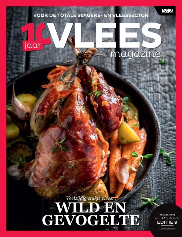 Vleesmagazine nummer 9 2018