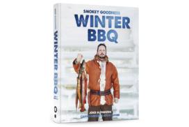 Jord Althuizen lanceert boek: Winter bbq