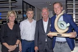 Maaltijdleverancier Food Connect wint Innofood Award 2018