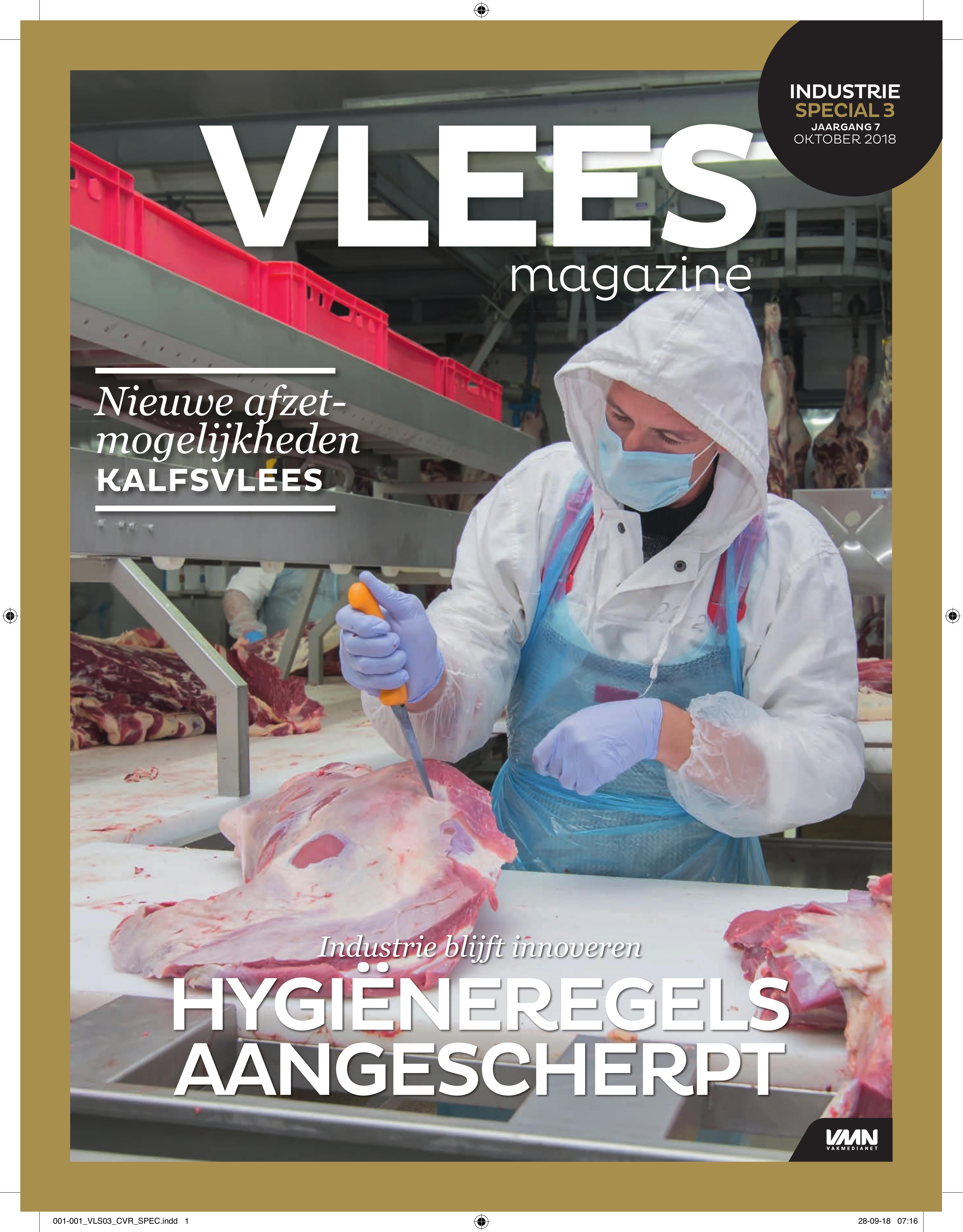 Vleesmagazine Industriespecial nummer 3 2018