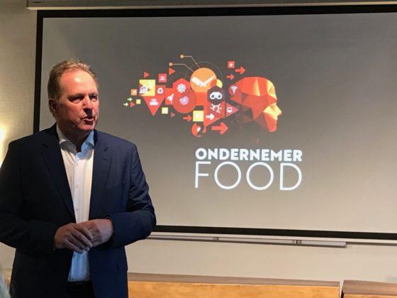 Karel de Leest, voorzitter College van Bestuur SVO vakopleiding food. 'We doen wat aan het bedrijfsopvolgingsprobleem in de sector. Ik ben positief, want food is hip onder jongeren.'