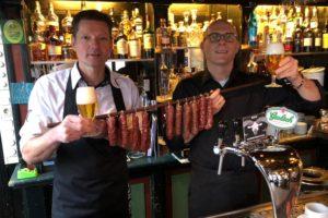 Bierworst van Heemsteedse slager en bierkenner landelijk bekroond
