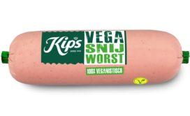 Leverworstmerk Kips introduceert vier vegaproducten