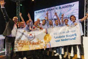 Vleeschhouwerij Zetten is de Leukste Slagerij van Nederland