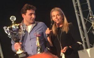 Carst Jan van de Wetering is de Nederlandse Jeugd Kampioen van de Slavakto Vakwedstrijden.