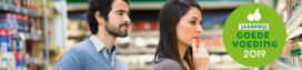 Inschrijving Jaarprijs Goede Voeding 2019 geopend