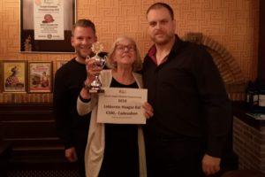 Cristine Rutten wint Haagse Gehaktbal Kampioenschap