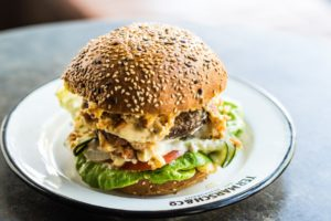 Burgerspecialist Ter Marsch & Co lanceert '100% plant, 0% cow'-burger