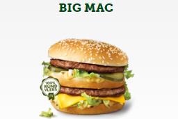 McDonald's geen alleenrecht meer op Big Mac
