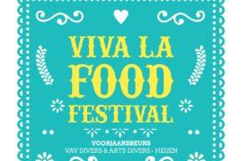 VAV*groep organiseert voorjaarsbeurs Viva La Food in Heijen