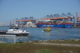 Rottterdam port containerschepen 80x53