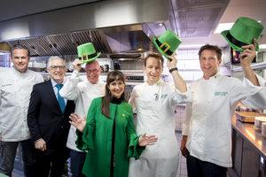 Iers rundvlees in de hoofdrol bij voorproefje St. Patrick's Day